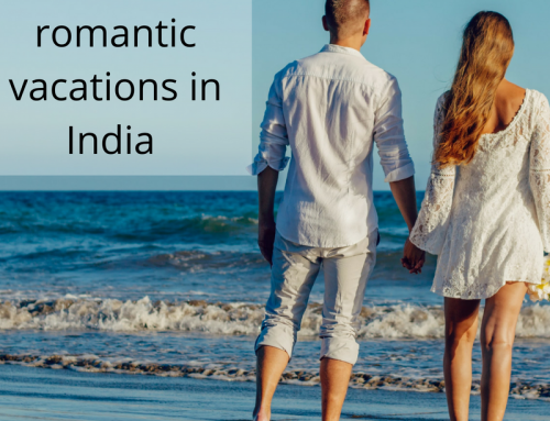 The most romantic vacations in India for couples