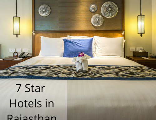 7 Star Hotels in Rajasthan