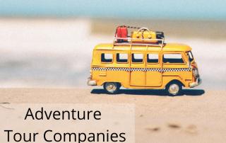 Adventure Tour Companies in India