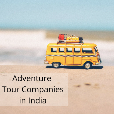 Adventure Tour Companies in India