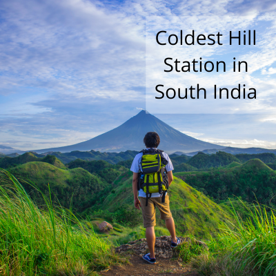 the Coldest Hill Station in South India