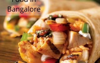 The Famous Street Food in Bangalore