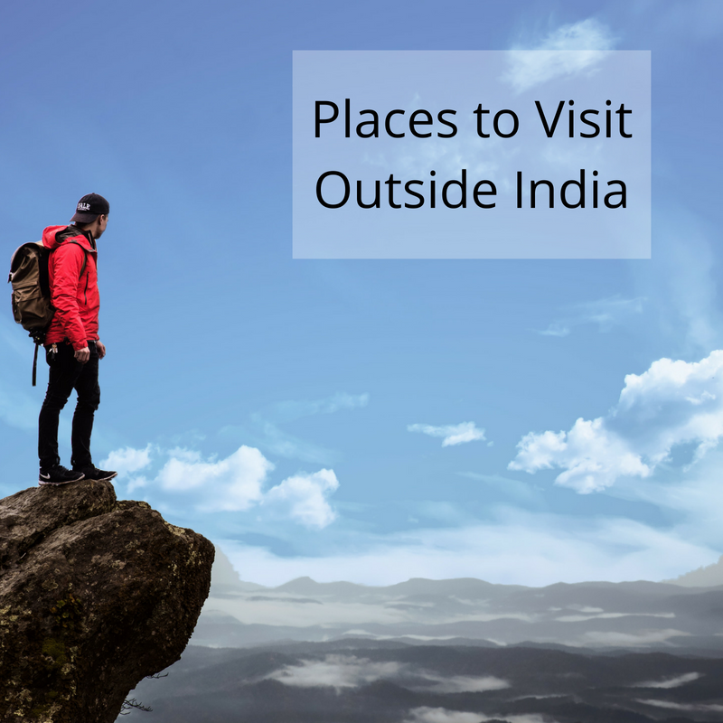 Places to Visit in December Outside India