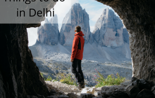 Most Adventurous Things to Do in Delhi