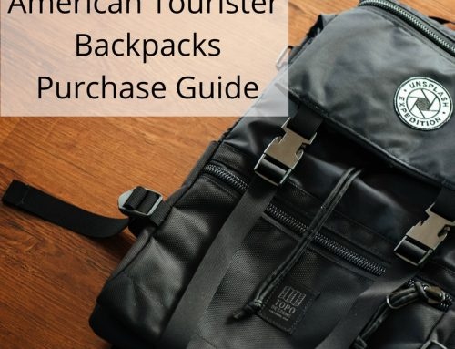 American Tourister Laptop Backpack Feature List