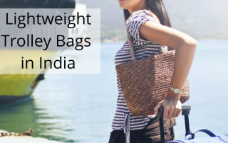 Lightweight Trolley Bags in India