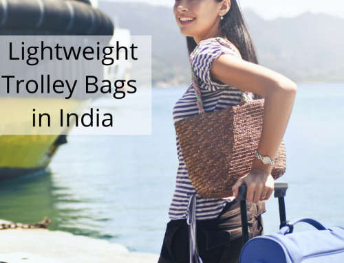 The Best Lightweight Trolley Bags India