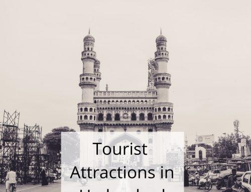 Hyderabad Tourist Places List
